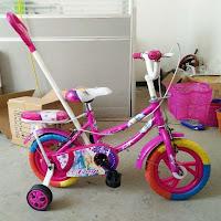 12 asagi ctb eva tongkat sepeda anak