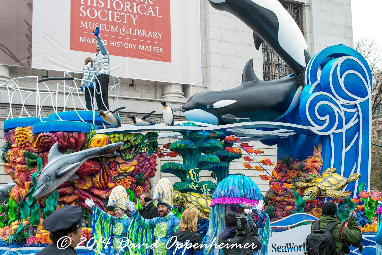 Waves of Conservation by Seaworld