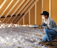 Attic Insulation at Devere Insulation Home Performance