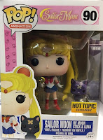 Funko Pop! Sailor Moon With Moon Stick & Luna