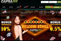 CAPSA99 - Agen Capsa Terpercaya