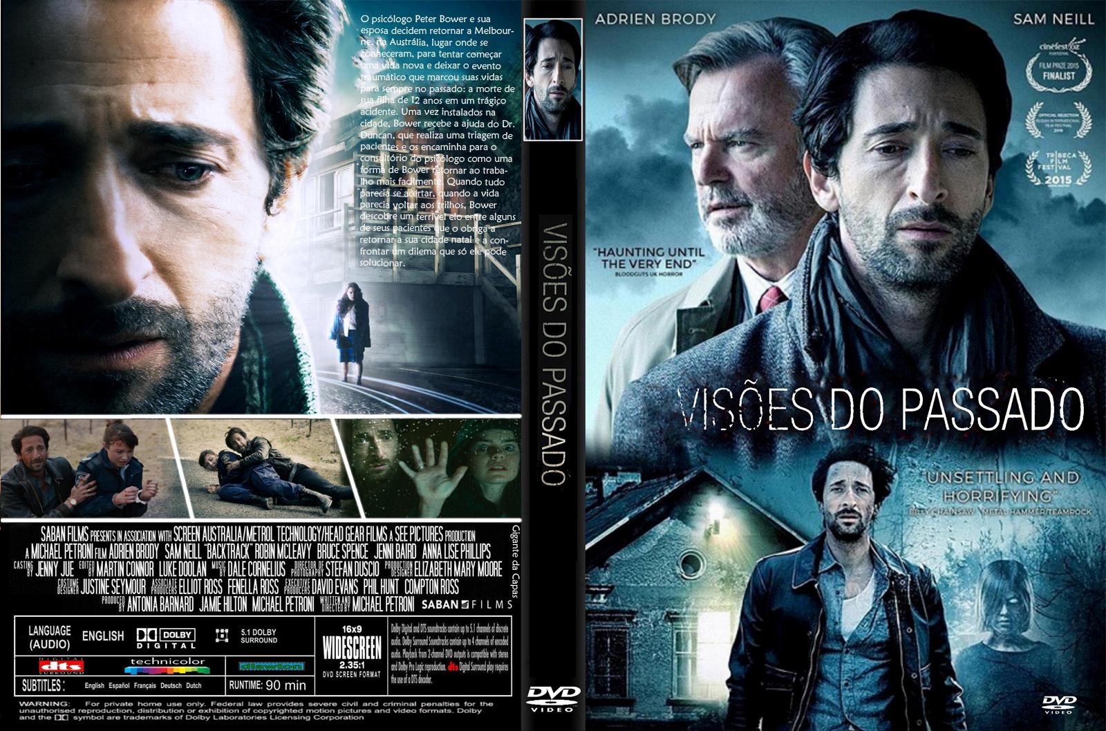 Download Visões do Passado DVDRip XviD Dual Áudio Vis C3 B5es Do Passado   Capa Filme DVD