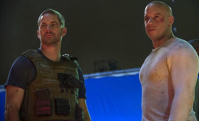 Ultima imagine cu Paul Walker de la filmările pentru Fast And Furious 7