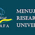 IPMAFA Menuju Universitas Riset