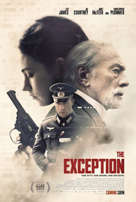 The Exception 2016 DVD R2 PAL Spanish
