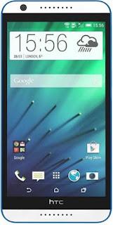 Cara Reset HTC Desire 820Q Dual SIM Lupa pola & Password