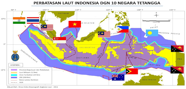 Batas Teritorial Laut Indonesia