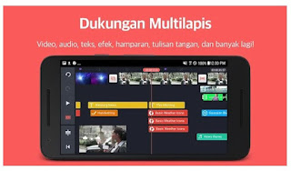aplikasi edit video terbaik untuk smartphone adalah kinemaster