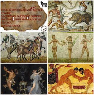 Come e dove si divertivano i Romani? - Caccia al tesoro con visita guidata per bambini Roma