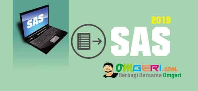 Cara Memindahkan Aplikasi SAS 2019 Ke Laptop atau Komputer Lain