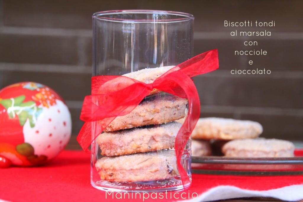 Dolci Da Credenza Biscotti Alle Nocciole : Biscotti al marsala con nocciole e cioccolato