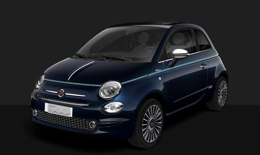 fiat 500 restyl e 2019 couleurs colors. Black Bedroom Furniture Sets. Home Design Ideas