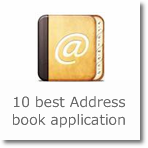 10 best Address book application