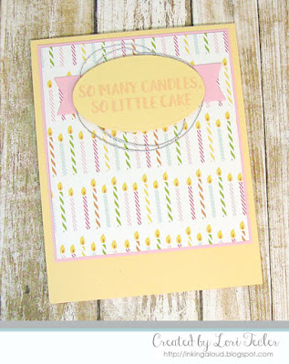 So Many Candles card-designed by Lori Tecler/Inking Aloud-stamps from Reverse Confetti