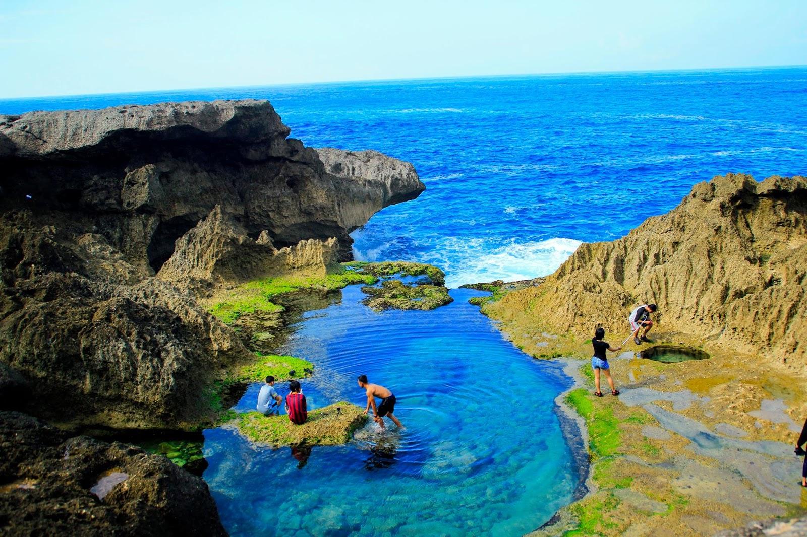 Spesial Wisata Di Tulungagung Pantai Kolam Kedung Tumpang