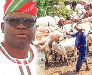 , Read what Ekiti state plan to do to fulani herdsmen, Latest Nigeria News, Daily Devotionals & Celebrity Gossips - Chidispalace