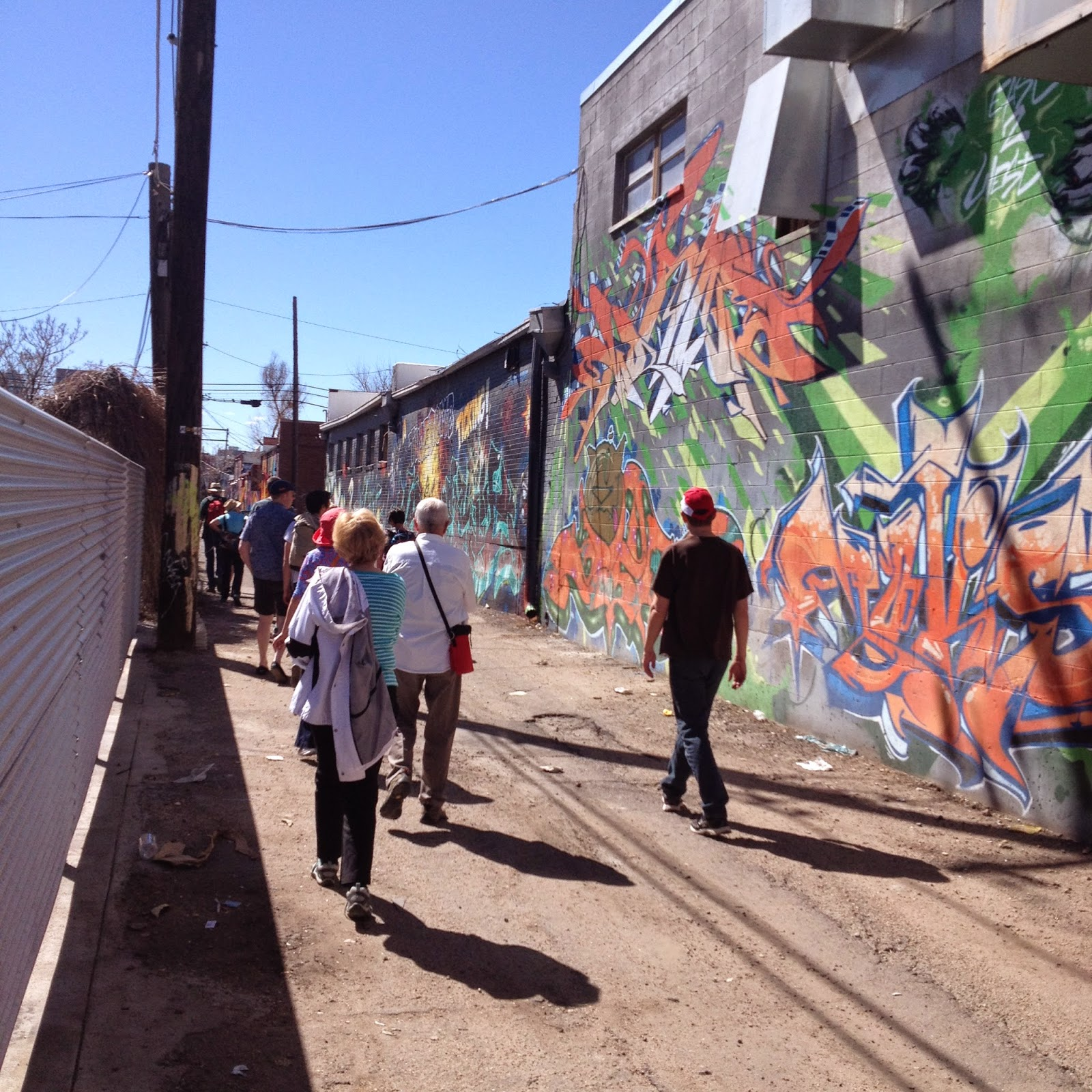 Beers Made By Walking: River North Arts District Walk With
