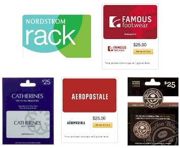 A Gift Card Is Universal That Suits Absolutely EveryoneIf You Do Not Know What To Give For Birthday Consider The Option Nordstrom Rack