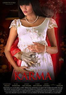 yaitu pasangan yang bertemu di Australia dan menjadikan kehamilan Sandra Download Film Karma (2008) WEB-DL Full Movie