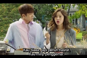 Sinopsis My First First Love Episode 4 Part 2