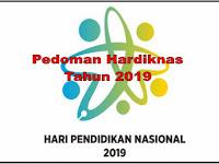 Pedoman Peringatan Hardiknas Tahun 2019