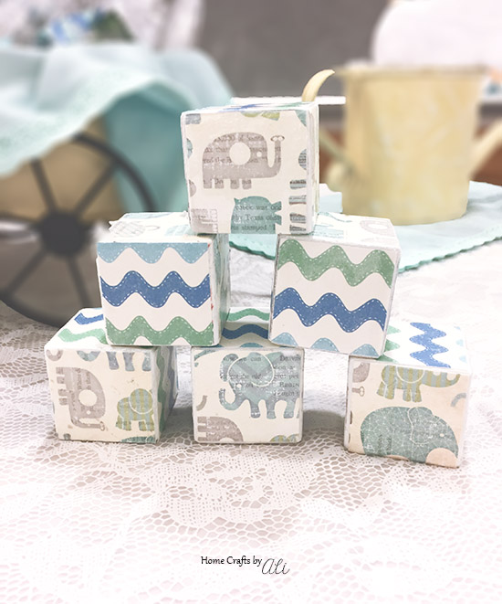 cute and easy diy wood baby blocks