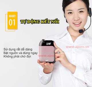 Ở Biên Hòa, mua máy trợ giảng không dây ở đâu uy tín nhất?