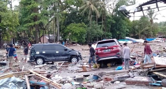 Polda Banten: Kendaraan Tertinggal Saat Bencana, Ambilah