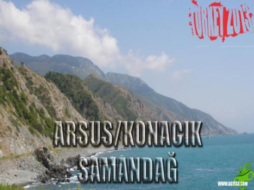 2013/08/10 Turkey2013 28. Gün (Arsus/Konacık-Samandağ/Vakıflı Köyü)