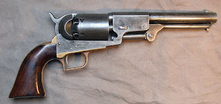 Colt Dragoon Revolver 1848