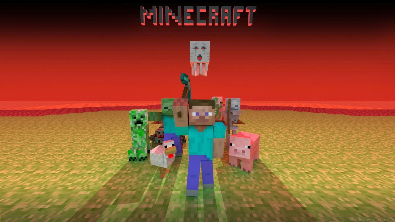 Minecraft HD Wallpaper Backgrounds: May 2014