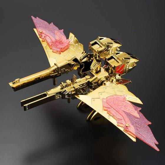P-Bandai: SD Legend BB Musha Victory Gundam Super Steel Ver.