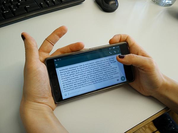 Dicas de Etiqueta no Whatsapp | Grupo Whatsapp | Textos Longo - Blog #tas
