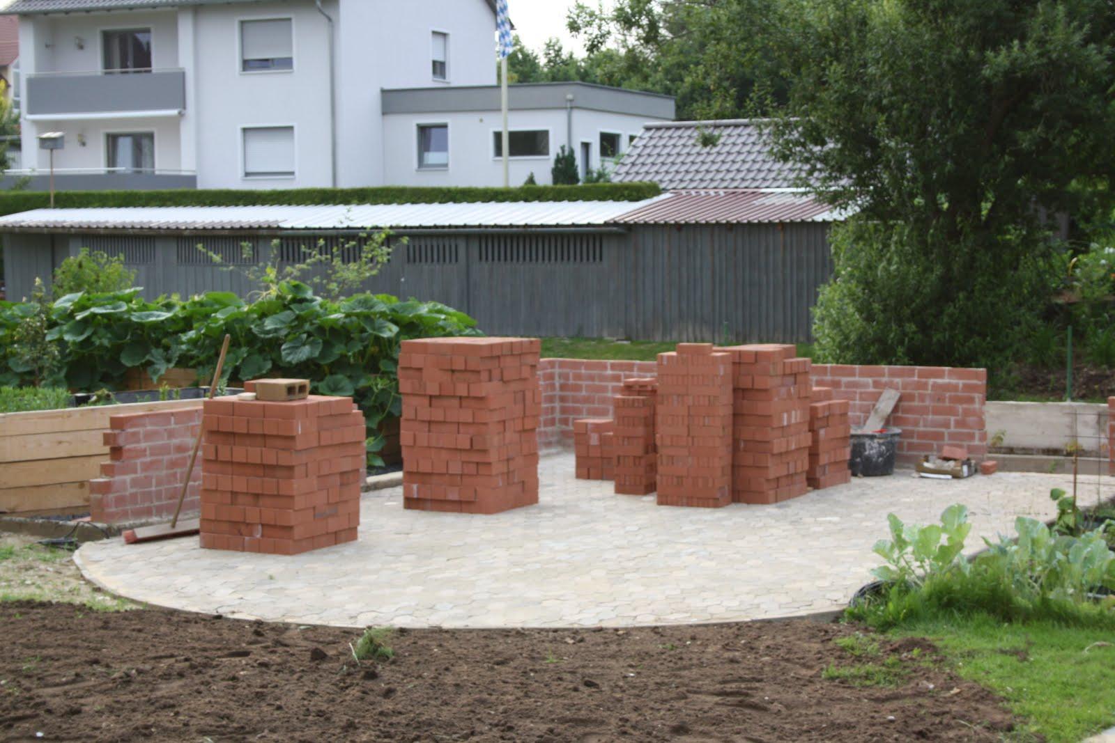 Garten Und Grill Projekt Brotbackofen
