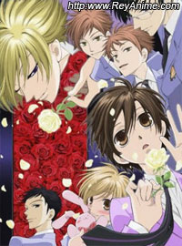 Lista de capitulos Ouran High School Host Club