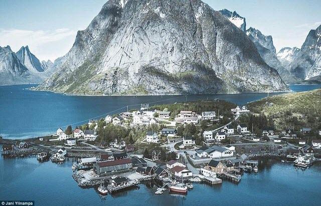 Phần Lan như xứ sở cổ tích qua những bức ảnh của nhiếp ảnh gia