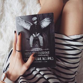 Avis Miss Peregrine et les enfants particuliers livre tome 3 de Ransom Riggs coup de cœur film Coin des licornes Blog lifestyle Toulouse