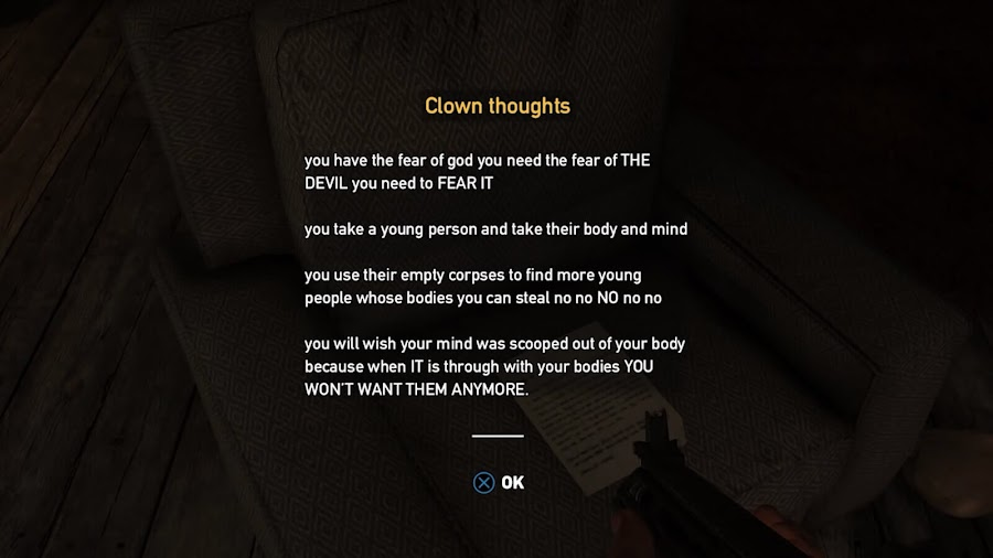 far cry 5 stephen king easter eggs it movie