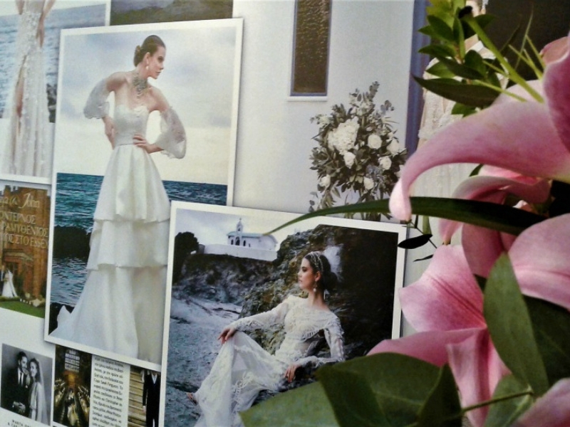 White Project by White Wedding Magazine - Η ανασκόπηση ενός μοναδικού bridal project   Ioanna's Notebook