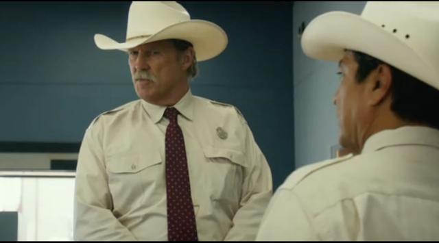 The Texas Ranger abides.