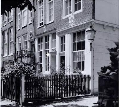 Begijnhof 23, rechts
