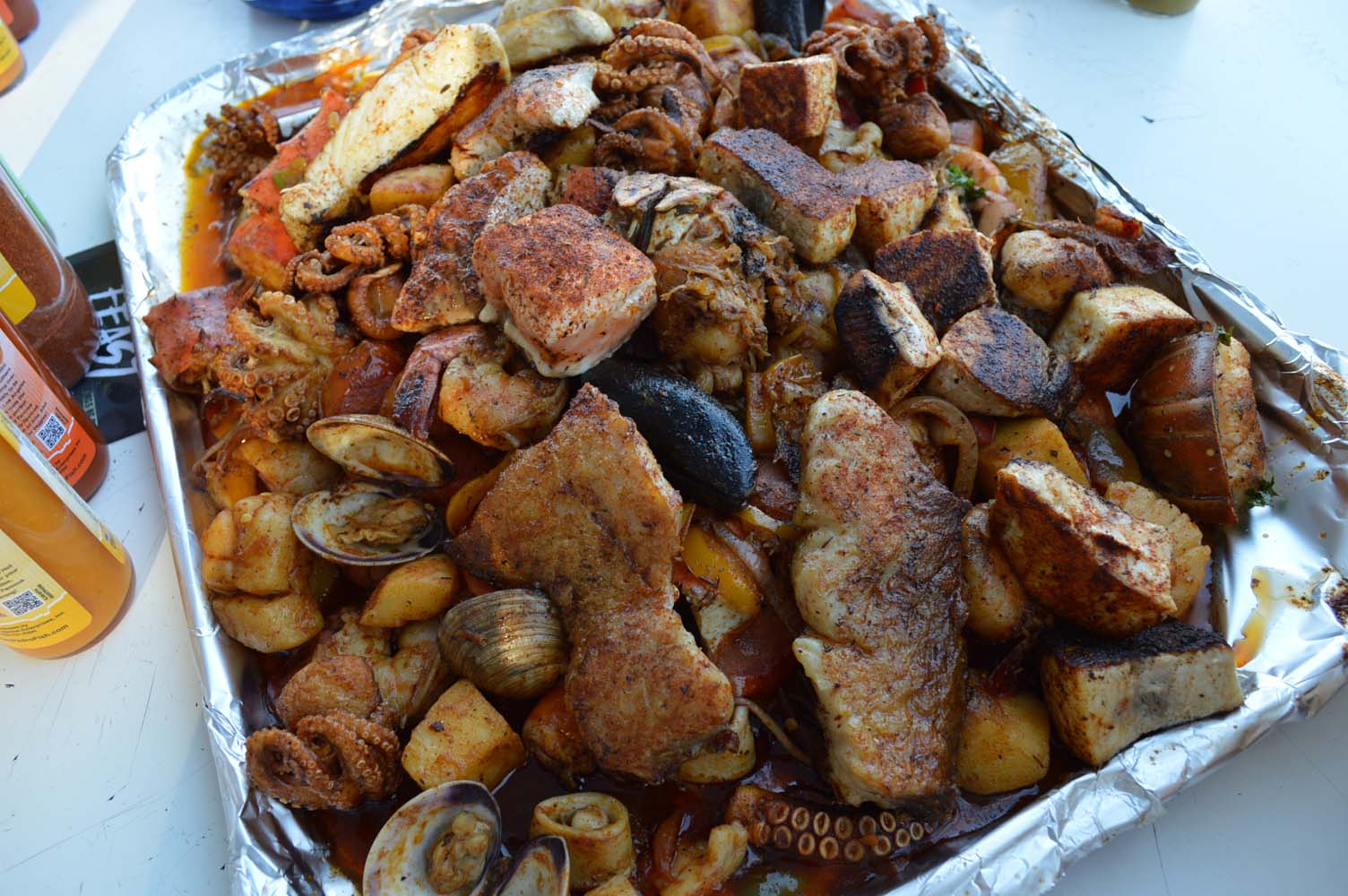 San pedro fish market all the best fish in 2017 for San pedro fish market super tray