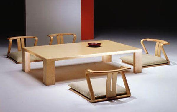 20 Model Desain Ruang Makan Ala Jepang