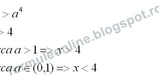 Puterea cu exponent rational exercitiu rezolvat 12