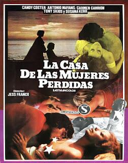 La casa de las mujeres perdidas (1983) Jesús Franco