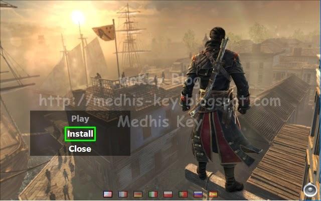 Cara Install Assassins Creed Rogue - woKey Blog