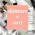 Skincare x 2017 | Key Products of 2017 (So far)