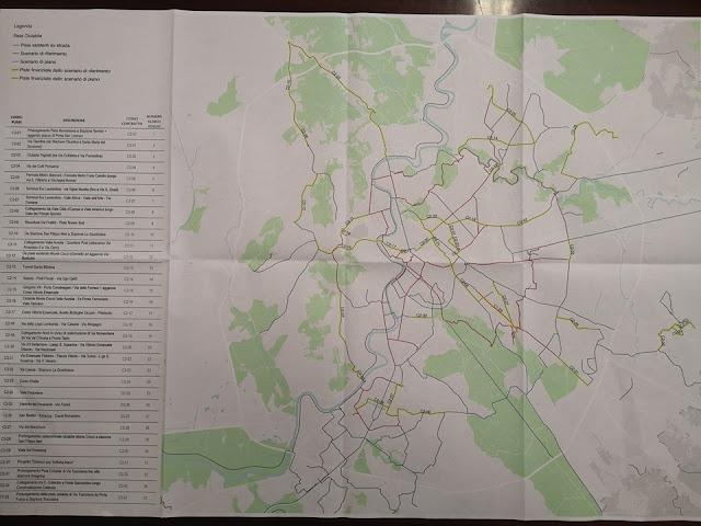 Commissione Mobilità sullo sviluppo della ciclabilità a Roma