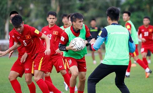 Tuyển Việt Nam cẩn trọng cao độ với trận đấu với Malaysia sắp tới.