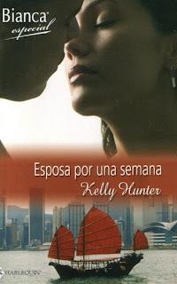 Esposa por una semana – Kelly Hunter